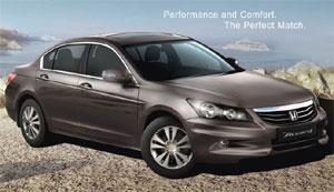 Honda Accord Review