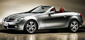 Mercedes-Benz SLK-Class Review