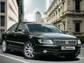 Volkswagen Phaeton Review